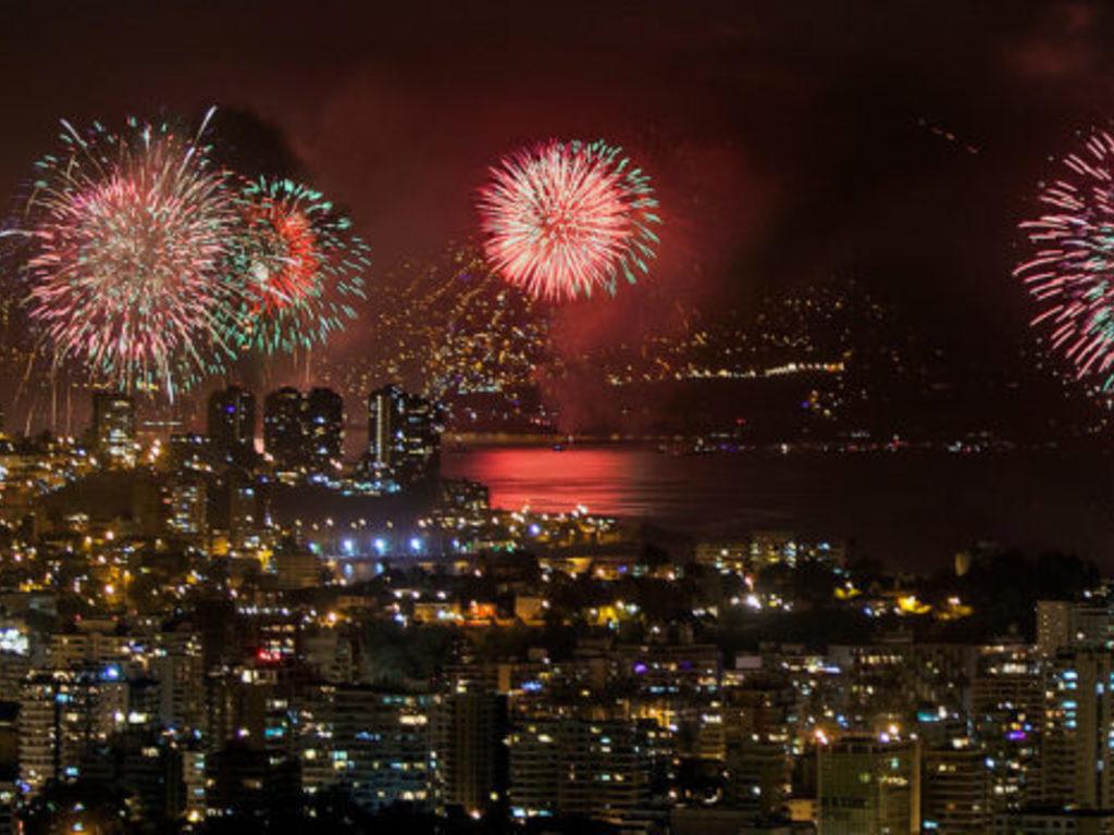 Asi Se Prepara Vina Del Mar Para Celebrar Ano Nuevo Elsol Com Ar