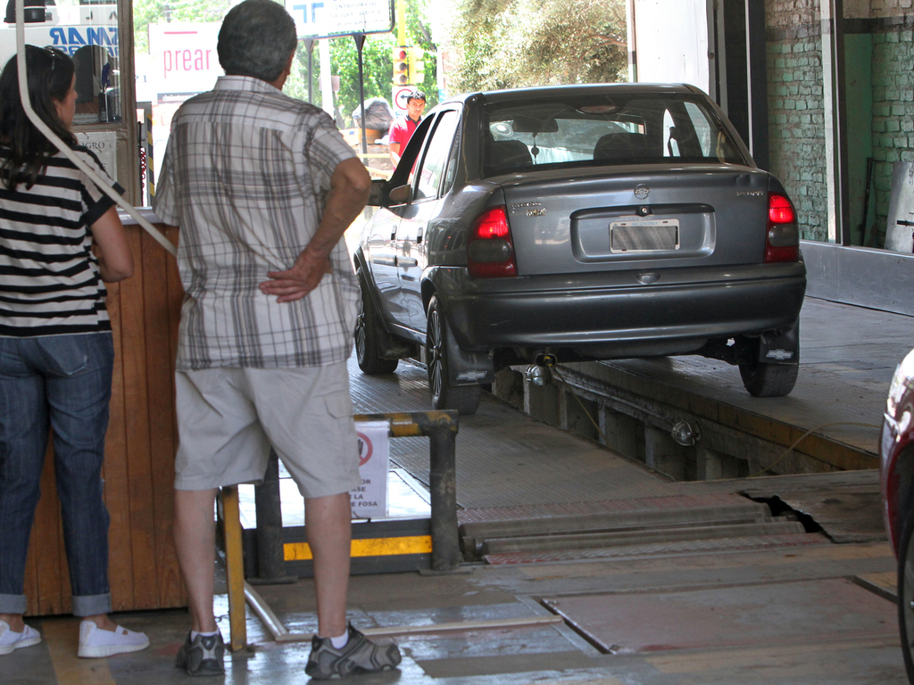 En Mendoza aún no se exige la verificación técnica vehicular - ElSol ... de5fa21c40
