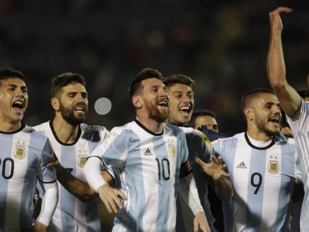 Resultado de imagen para cancion argentina mundial