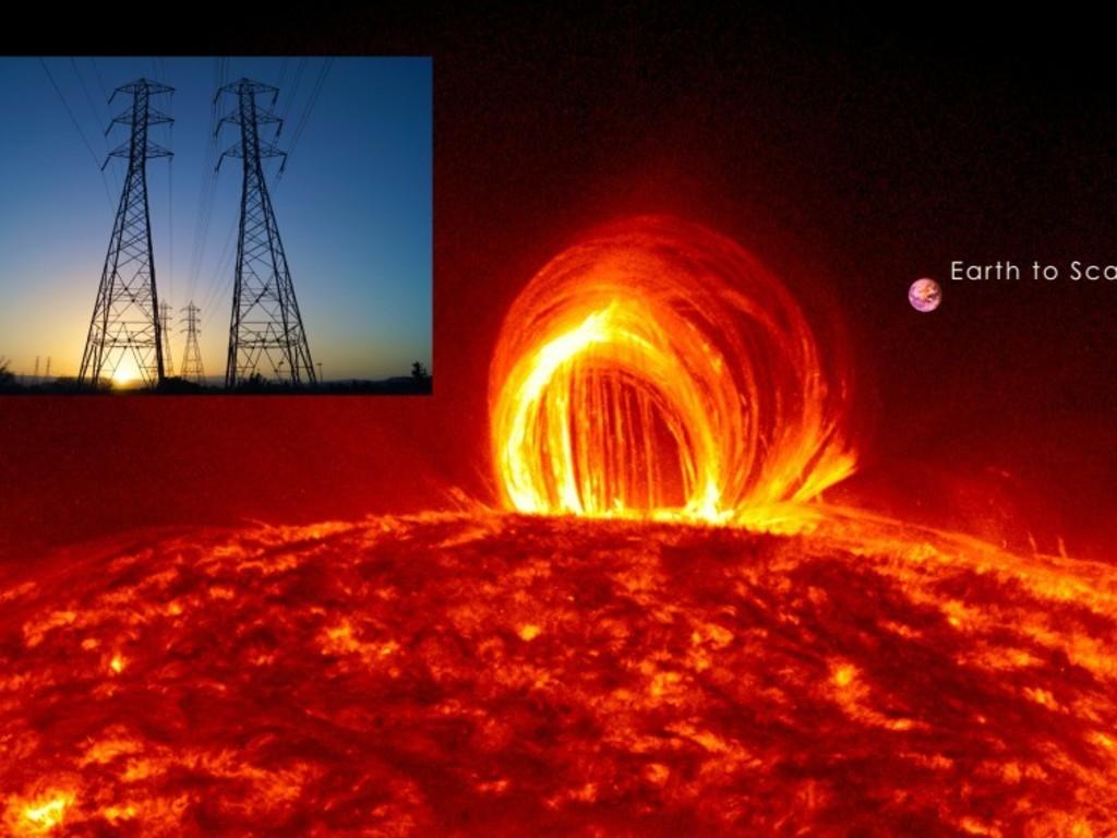 Resultado de imagen para Tormenta geomagnética: cómo es el fenómeno que llega a la Tierra tras una explosión en el Sol