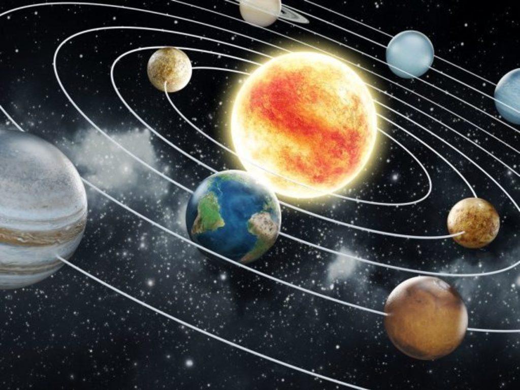 Fabuloso Así se ve el Sol desde todos los planetas - ElSol.com.ar - Diario  RV02