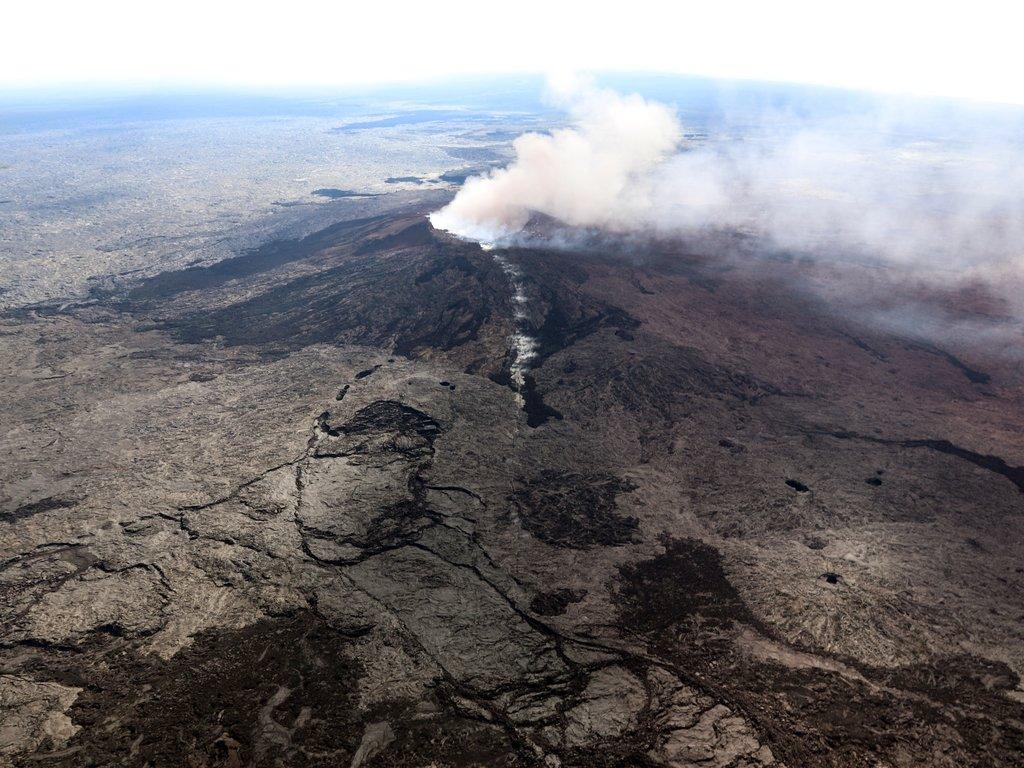 Resultado de imagen para Volcan Kilauea map