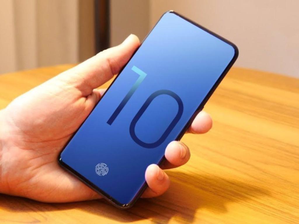 Nuevas filtraciones muestran posible diseño del Samsung Galaxy S10