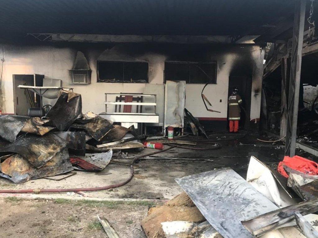 Resultado de imagen para incendio en flamengo