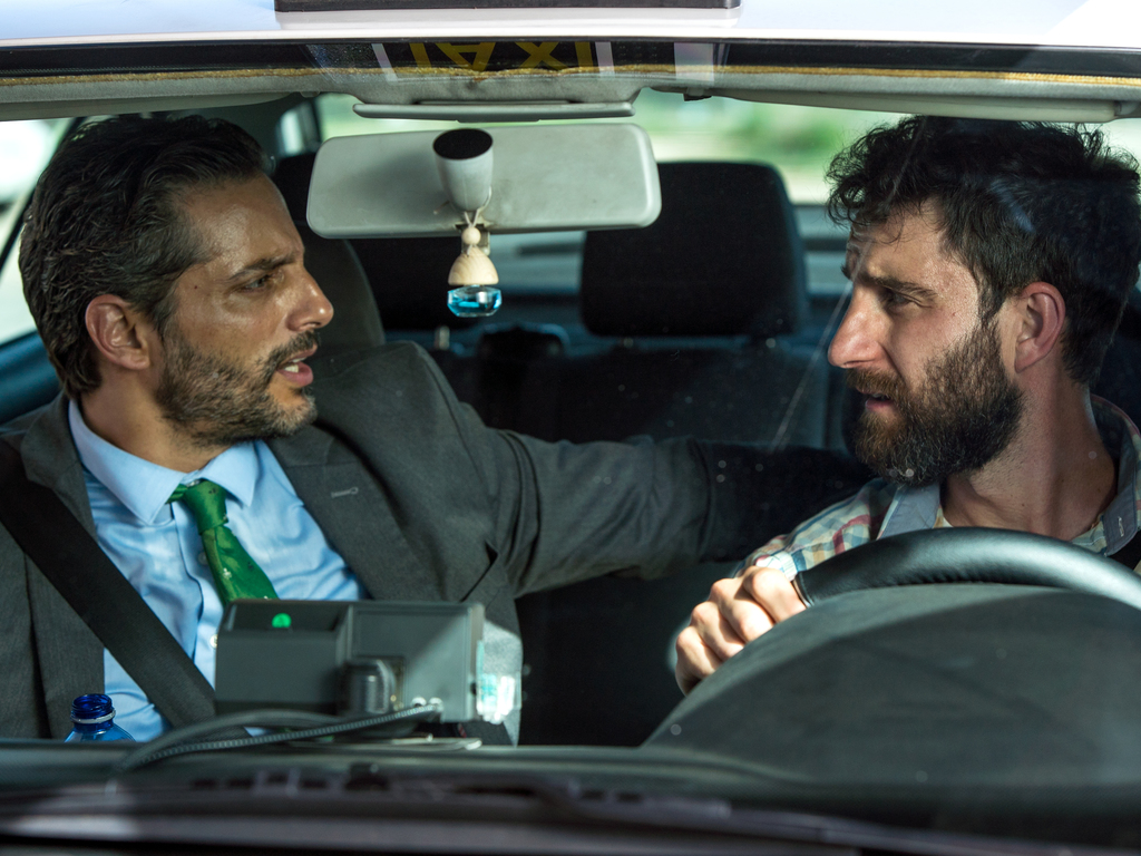 Resultado de imagen para Andrés Calamaro publicó el video de la nueva película de Joaquín Furriel