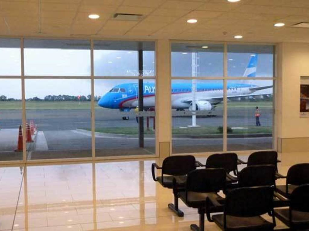 Image result for Aeropuerto San Luis Argentina