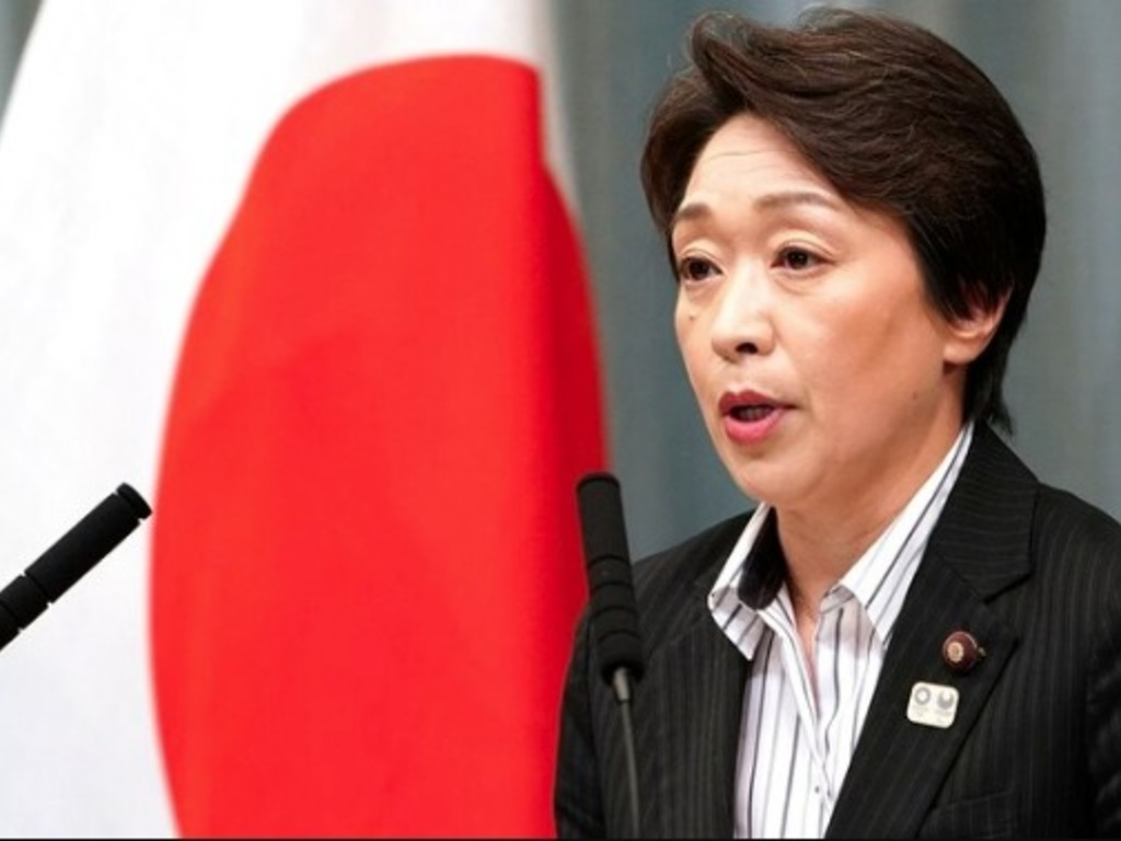 Resultado de imagen para seiko hashimoto toma las riendas de tokio 2020