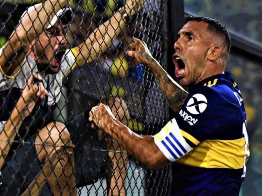 """Tevez: """"Voy a seguir en Boca y donaré todo mi contrato"""" - Diario ..."""