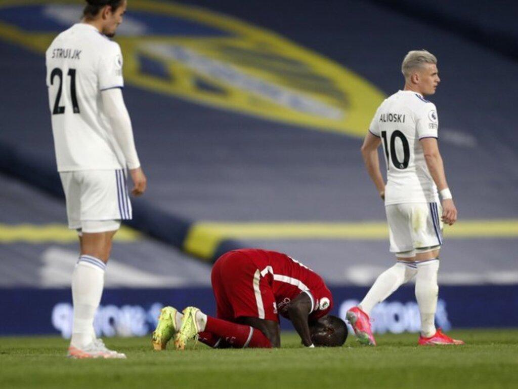 El Leeds de Bielsa se lo empató sobre la hora a Liverpool ...