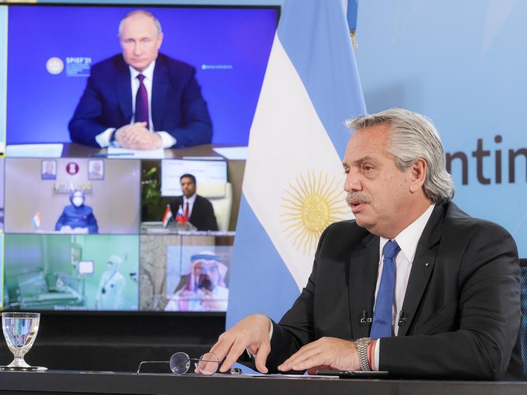 A cambio de las Sputnik, Rusia quiere instalar centrales nucleares en la Argentina
